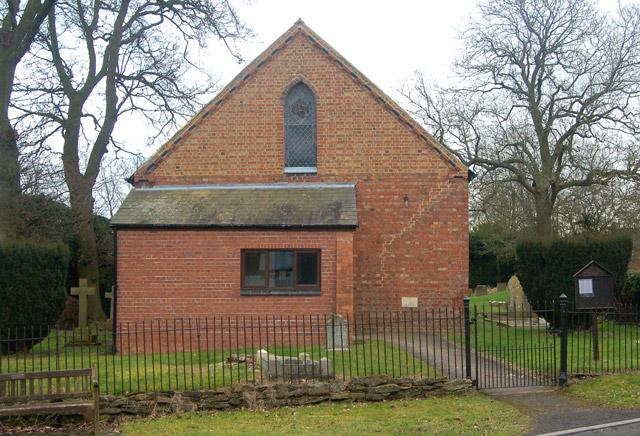 St Mark's Church, Flecknoe