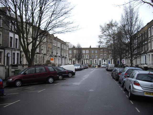 Vicarage Grove Camberwell