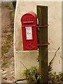 SY8293 : Throop: postbox № DT2 74 by Chris Downer