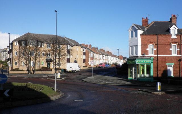Margaret Road, Cullercoats