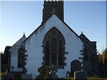ST0642 : St Decuman's Church by N Chadwick
