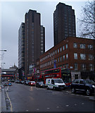 TQ3179 : Waterloo Road by Thomas Nugent