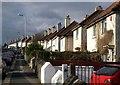 SX4457 : Barne Road, Barne Barton by Derek Harper
