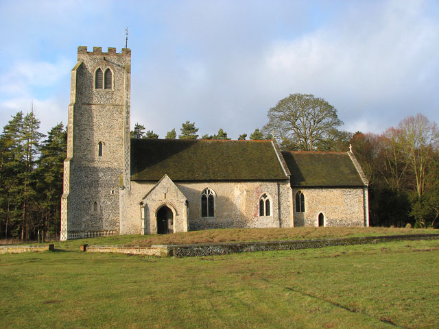 The church of All Saints