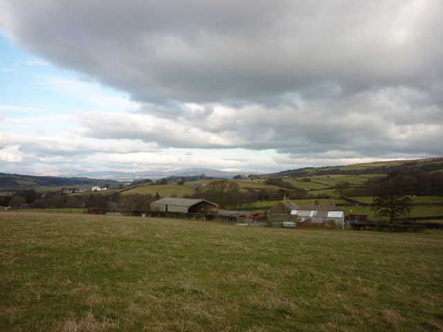 Hill Farm, Brookhouse