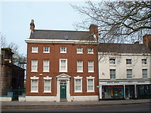 SK3436 : House on Friar Gate, Derby by JThomas