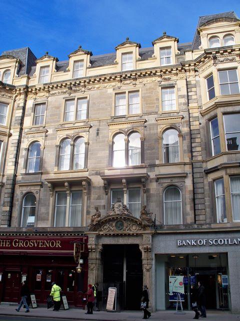 Albert Gallery, Shandwick Place, Edinburgh