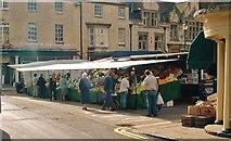 SP8699 : Uppingham: Market Place by Mr Eugene Birchall