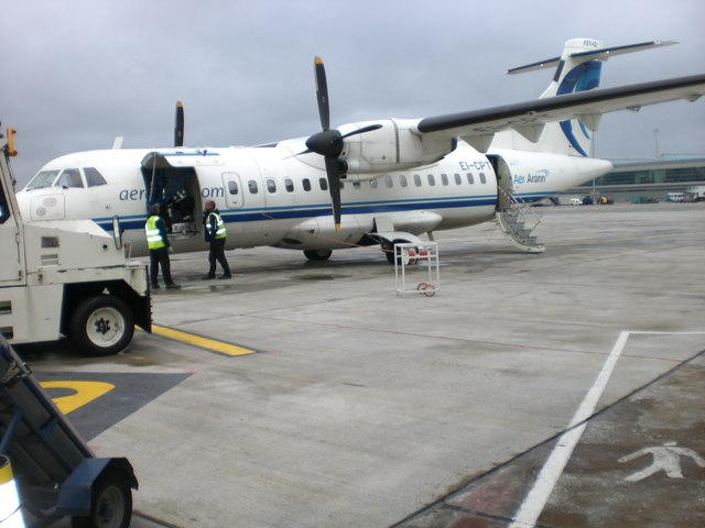 Preparing for the next flight, Cork Airport