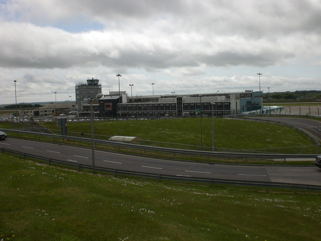 Control Tower and Airport buildings