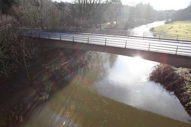 The New Twizel Bridge