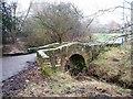 NZ4916 : Newham Bridge (north side) by Philip Barker
