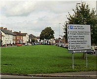 ST3390 : Goldcroft Common, Caerleon by Jaggery