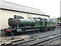 SS9746 : GWR 2-8-0 No. 3850 at Minehead station by Phil Champion