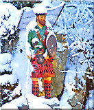 NJ8300 : Rob Roy in winter by Alan Findlay