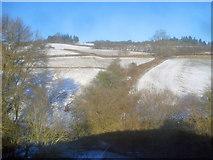 SO2755 : Farmland south of Grove Farm by Trevor Rickard