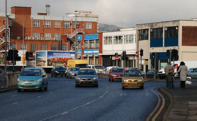 The Dunbar Link, Belfast (1)