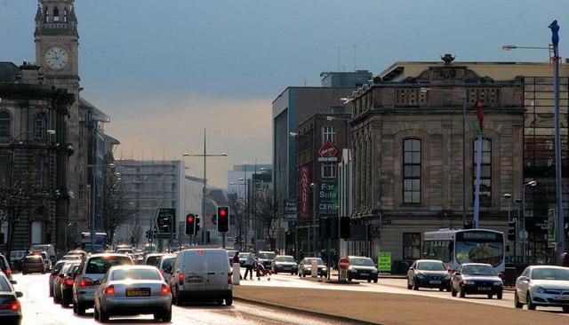The Dunbar Link, Belfast (2)