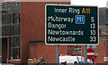 J3474 : The Dunbar Link, Belfast (3) by Albert Bridge