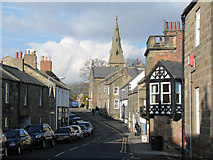 NU2410 : Alnmouth: Northumberland Street by John Sutton