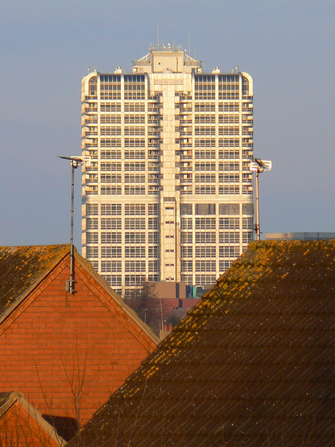 David Murray John (DMJ) Building, Swindon