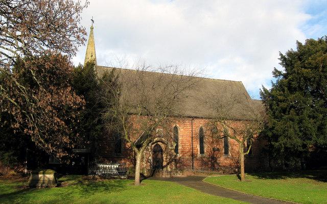 Holy Trinity , Hadley