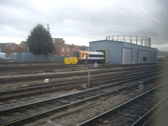 Northam Train Care Depot