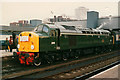 SE2933 : The Whistler Farewell railtour at Leeds by Stephen Craven