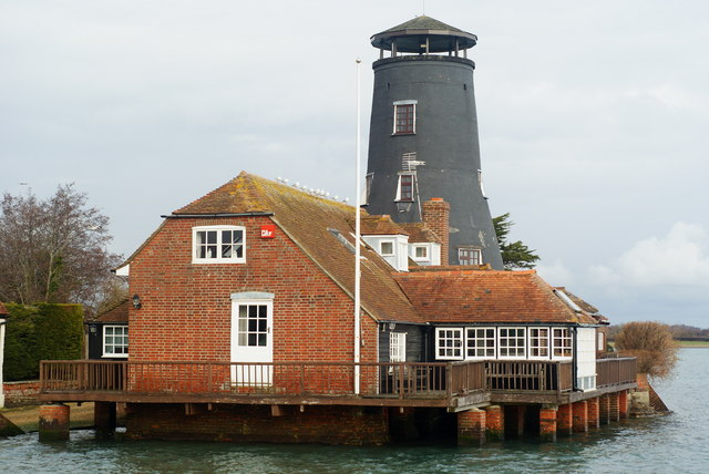 Langstone Mill, Hampshire