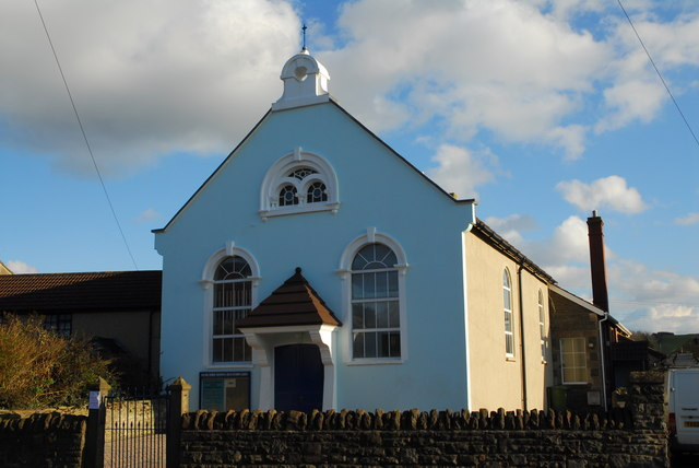 Oldland Common Tabernacle United Reformed Church