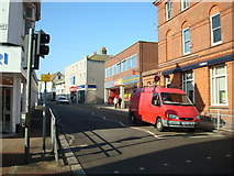 TR3752 : Queen Street, Deal by Stacey Harris