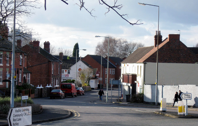 High Street, Hadley, Telford