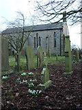 SD4455 : Christ Church, Glasson by Karl and Ali