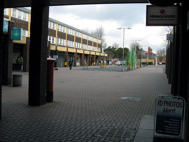 Hadley Shopping Centre, Telford