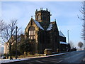 NZ2363 : St Michael's Roman Catholic Church, Elswick by Bill Henderson