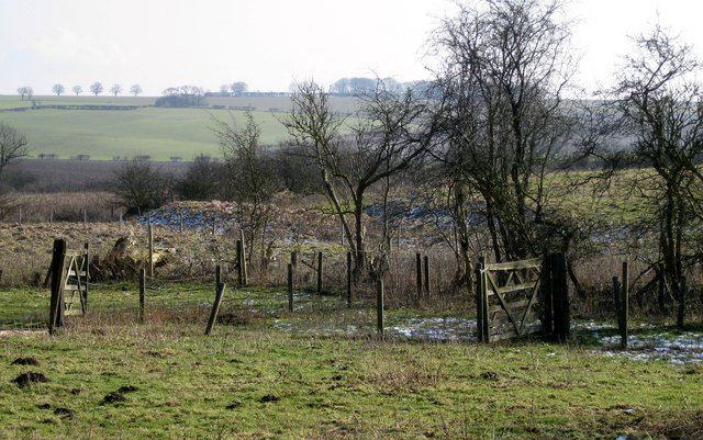 Calcethorpe earthworks