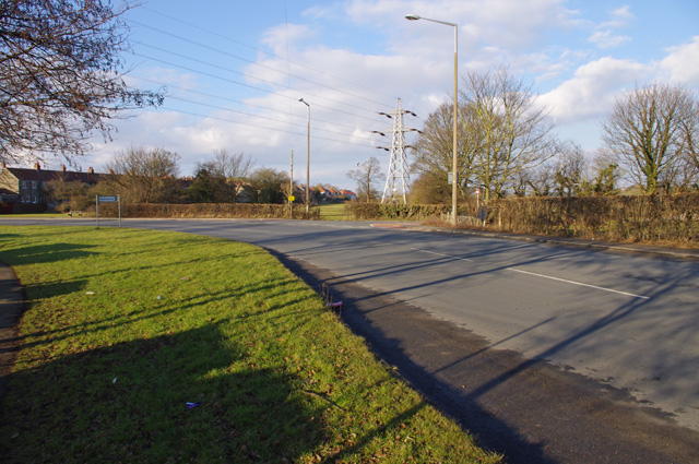 B5321 Torrisholme Road
