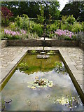 SE2853 : Pond, Harlow Carr Gardens by Chris Page