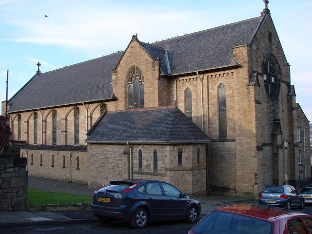 St Joseph's Roman Catholic Church, Blaydon