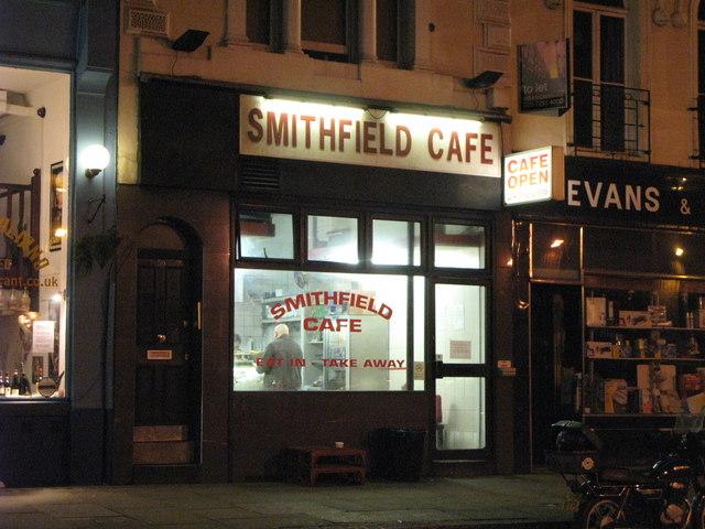 The Smithfield Cafe, Long Lane, EC1