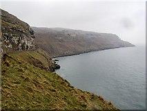SH7783 : Cliffs, Great Orme's Head by David Dixon