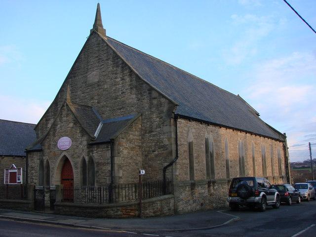 The Robert Young Memorial Methodist Church, Crawcrook