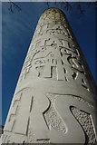 SU3521 : Romsey Charter Stone by Philip Halling