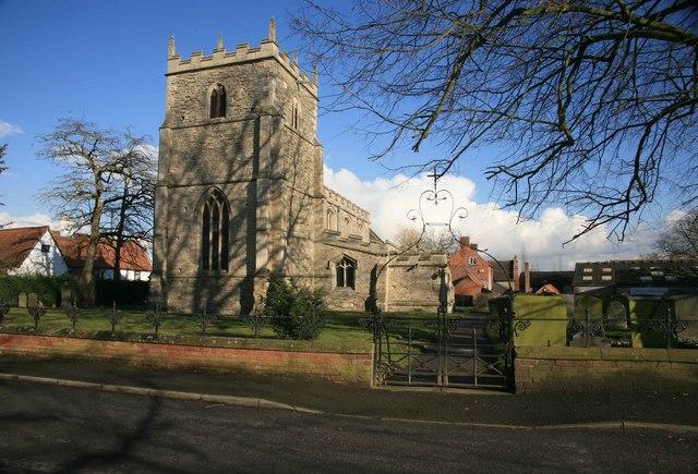 South Scarle Church