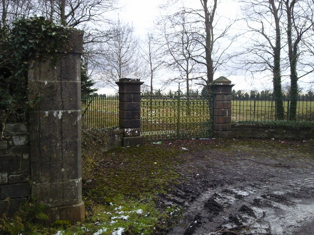 Gateway Entrance to Charstown House, Co Dublin