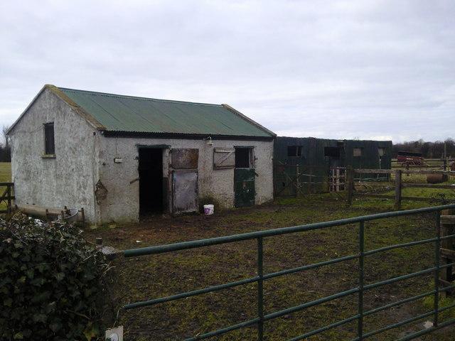 Farm Outhouse, Co Dublin