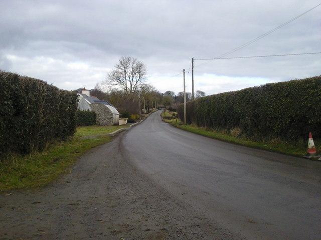 Rural Road, Co Dublin