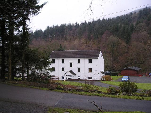 Former Bobbin Mill near Keswick