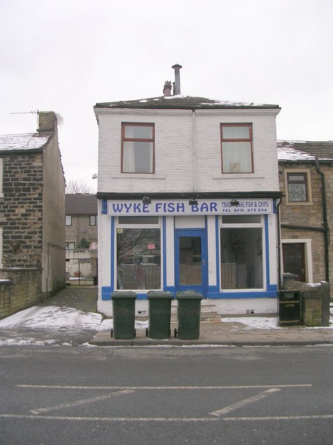 Wyke Fish Bar - Huddersfield Road