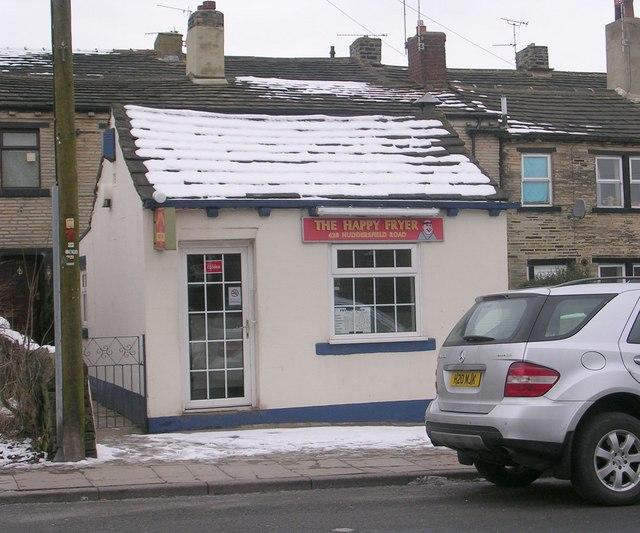 The Happy Fryer - Huddersfield Road